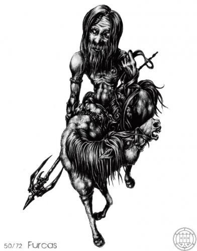 72 con quỷ của Solomon